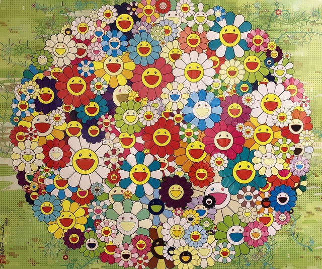 Takashi Murakami, 'Open Your Hands Wide', Wada Garou Tokyo