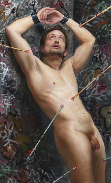 , 'Paradox of St. Sebastian,' 2017, Gallery Victor Armendariz