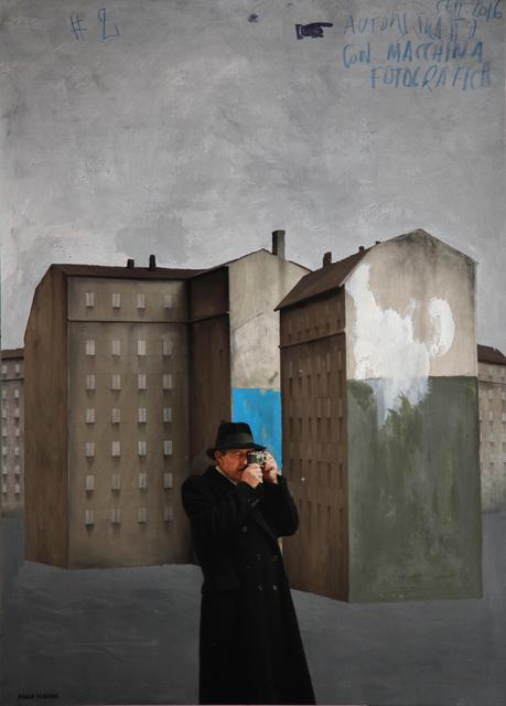 , 'Autoritratto con macchina fotografica,' 2016, Photographica FineArt Gallery
