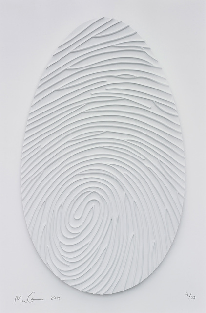 Marc Quinn, 'Labyrinth TS (172) Monochrome', 2012, Print, Pigment print in colours, on wove paper, the full sheet., Phillips