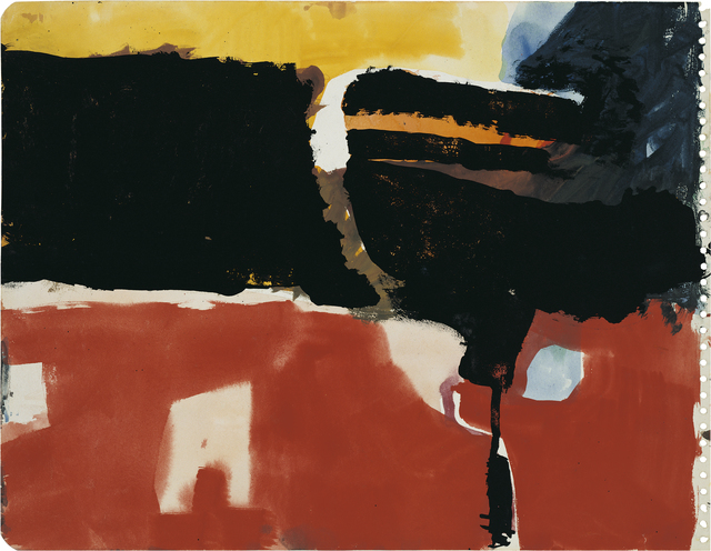 Richard Diebenkorn, 'Untitled #9', ca. 1950, Richard Diebenkorn Foundation