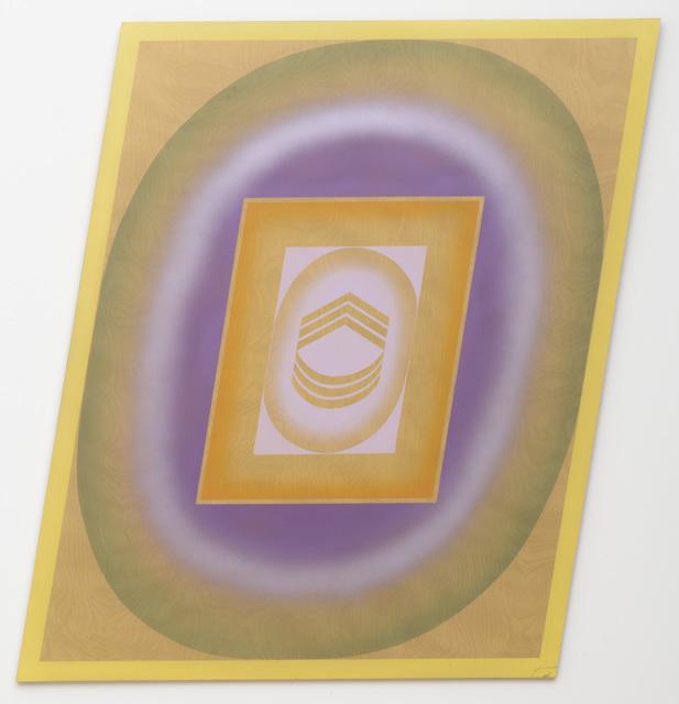 , 'Bucker,' 1965, Samuel Freeman