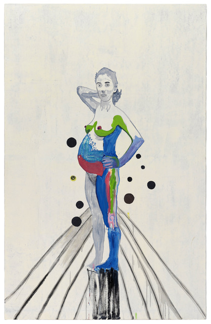 , 'Pregnant of Colour,' 2013, Alfonso Artiaco