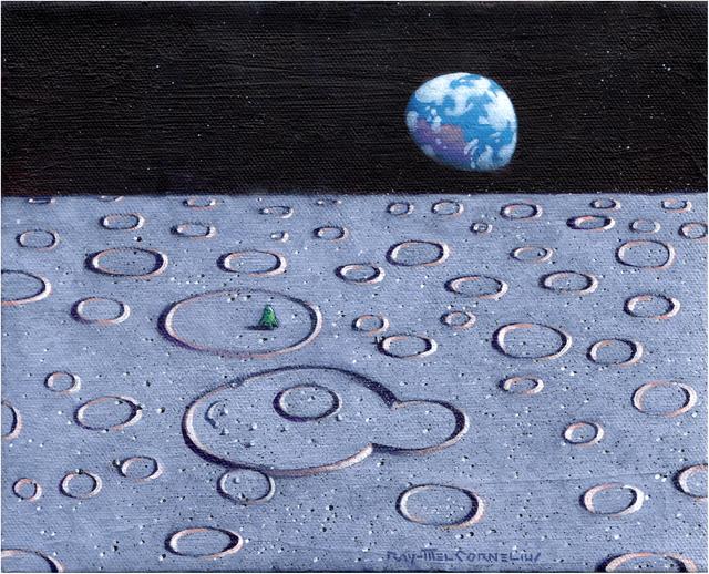Ray-Mel Cornelius, 'Small Lunar Landscape', 2019, Ro2 Art