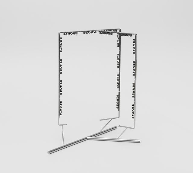 , 'Bronze Bronze,' 2010, Galeria Raquel Arnaud