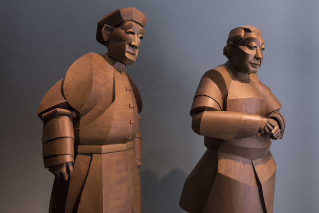 Warren King, 'Shaoxing Wife and Shaoxing Husband', 2019, Accesso Galleria