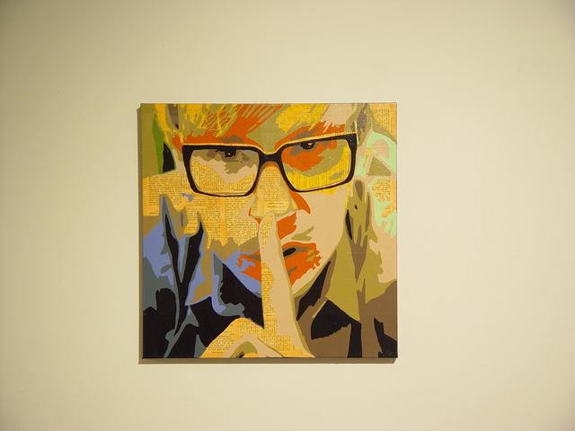 Lore Eckelberry, 'Don't Say It ', 2014, LA Artcore