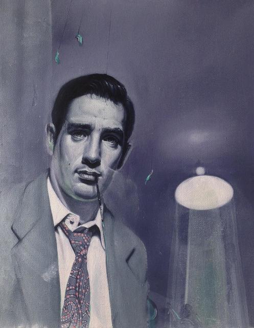 , 'Purple Patch ,' 2016, Charlie Smith London