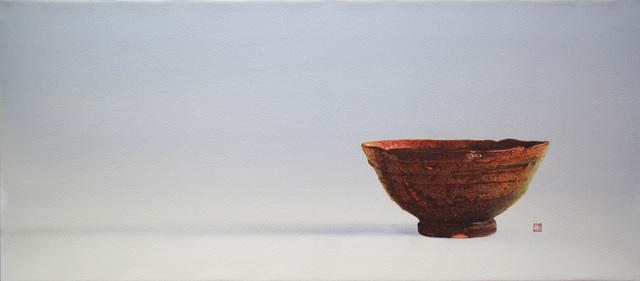 , 'empty mind(虛心),' 2014, Bon Gallery