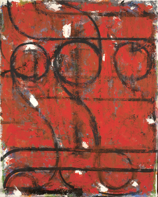 , 'Mexico Red,' 2007, G. Gibson Gallery