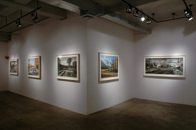 Matthew Daub: Kempton Works on Paper 2009-2011