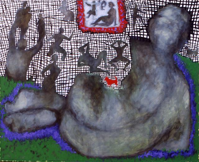 , 'Storia del piccolo cane rosso,' 2009, 3D Gallery