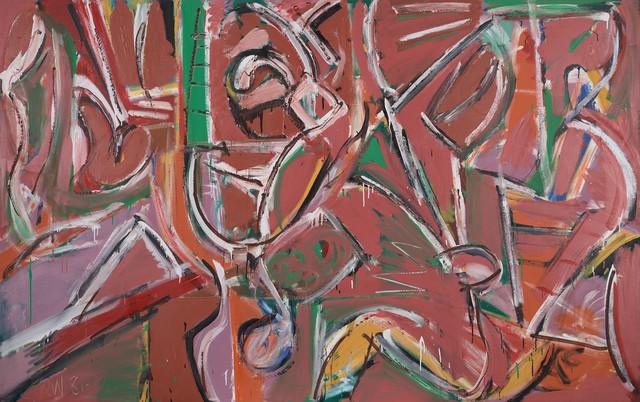 Dick Watkins, 'Circus', Scott Livesey Galleries