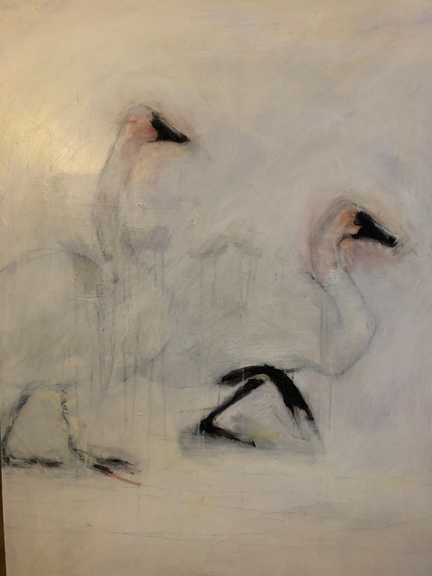 , 'Into the Wild Blue Yonder,' 2018, Diehl Gallery