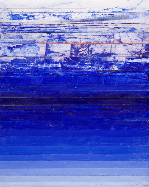 , 'Out of the Blues,' 2017, Reynolds Gallery