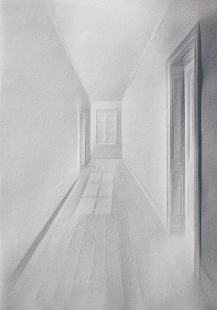 Simon Schubert, 'Untitled (Light in hallway)', 2019, Galerie Thomas