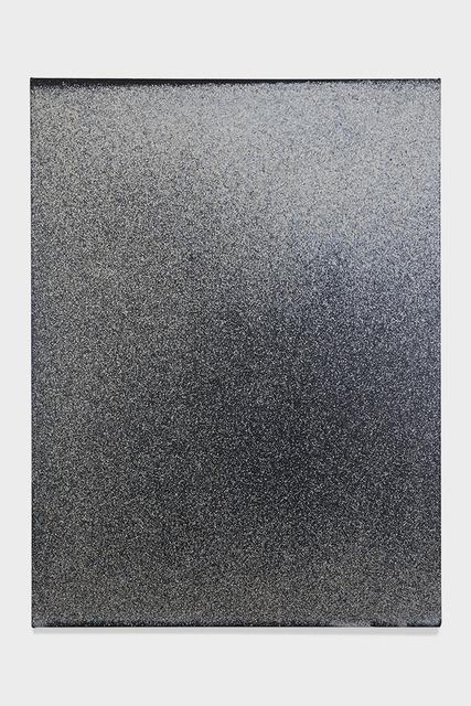 , 'Untitled (Black #4),' 2014, Anat Ebgi