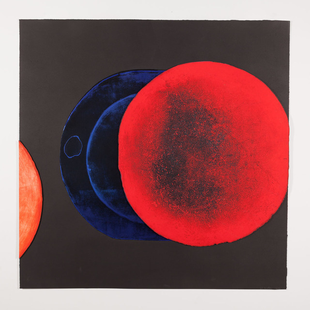 , 'Untitled, from the Eclipse Suite, ed.1/3,' 2016, October Gallery