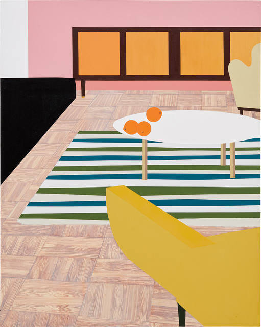 Kevin Appel, 'A Living Room with Oranges', 1996, Phillips