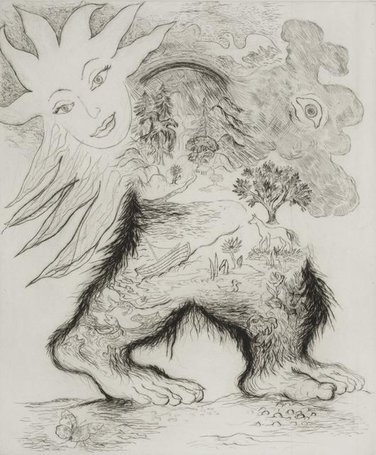 , 'Man Walking,' 1991, Marlborough London