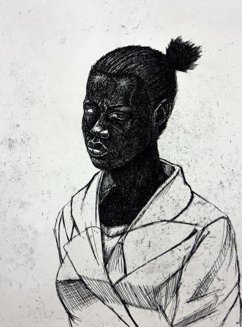 Kerry James Marshall, 'Untitled (Woman)', 2010, Addison/Ripley Fine Art