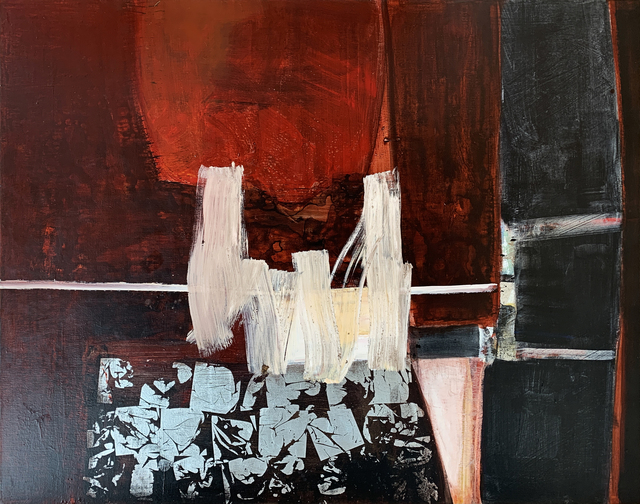 Arty Grimm, 'Untitled', 2020, Painting, Acrylic on Canvas, Caldwell Snyder Gallery
