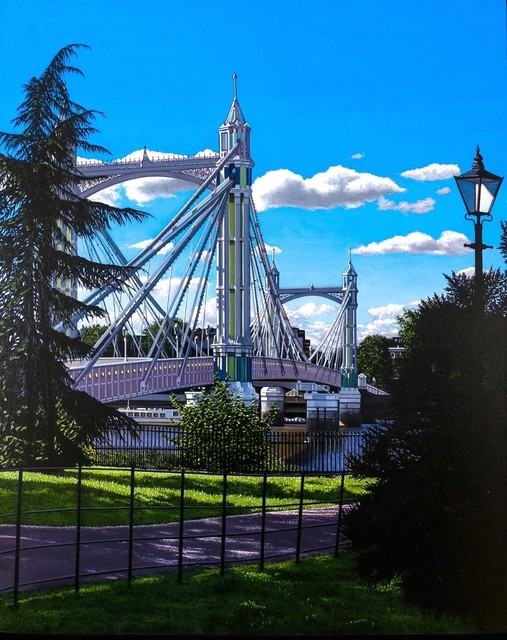, 'Albert Bridge ,' , Plus One Gallery