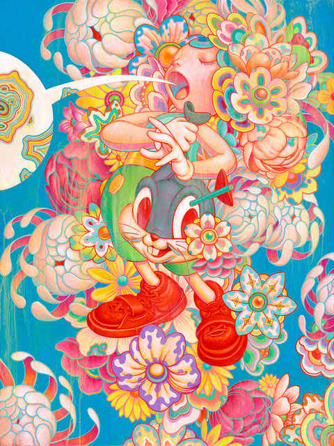 , 'Bouquet,' 2016, Vancouver Art Gallery
