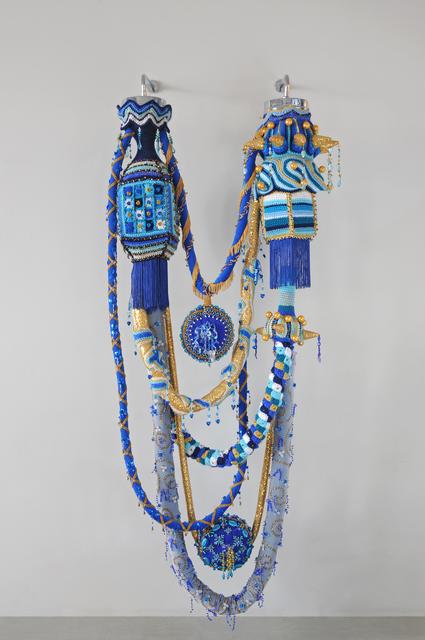 , 'Blue Rose,' 2016, La Patinoire Royale / Galerie Valerie Bach