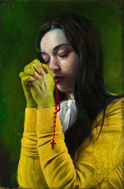 , 'Die Tat,' 2017, Galerie EIGEN + ART