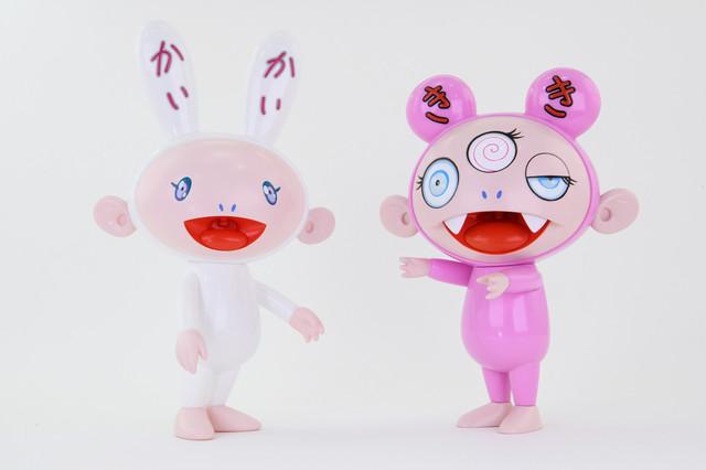 Takashi Murakami, 'Kaikai & Kiki Set (Blue Eyes)', 2019, Lougher Contemporary