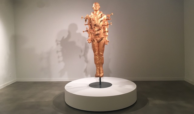 , 'Tar Baby vs. St. Sebastian,' 1999, Francis M. Naumann Fine Art