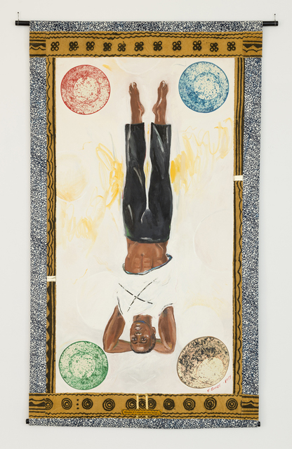 , 'Maybe If I Stand On My Head,' 1999, RYAN LEE