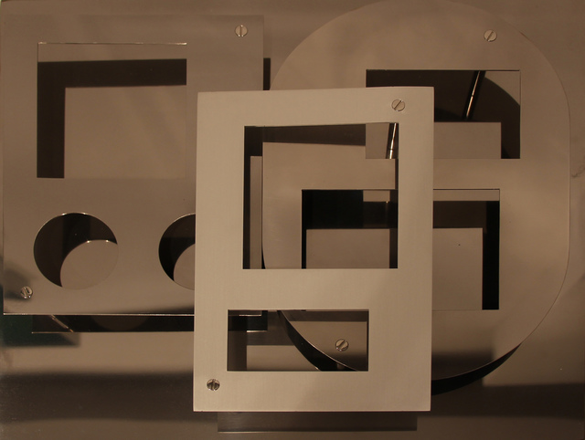 , 'relief 19 n°19/50,' 1970, Galerie Denise René