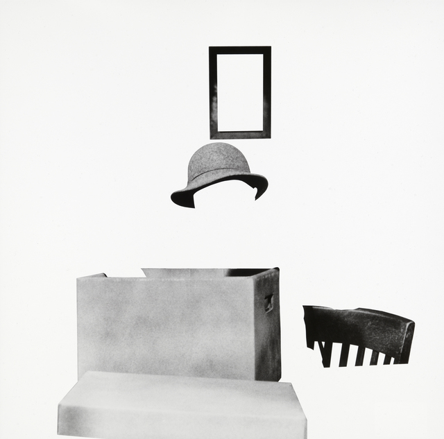 , 'Box, Hat, Frame and Chair,' 2011, Whitechapel Gallery