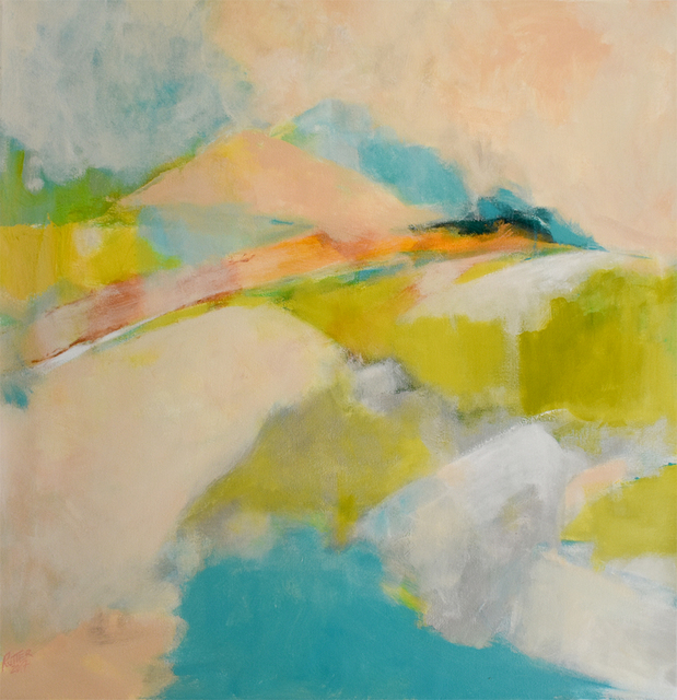Nancy Rutter, 'Overlook Hill', 2018, Carrie Haddad Gallery