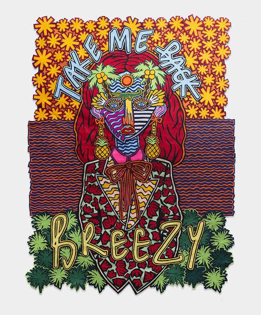 , 'Breezy,' 2017, SMAC