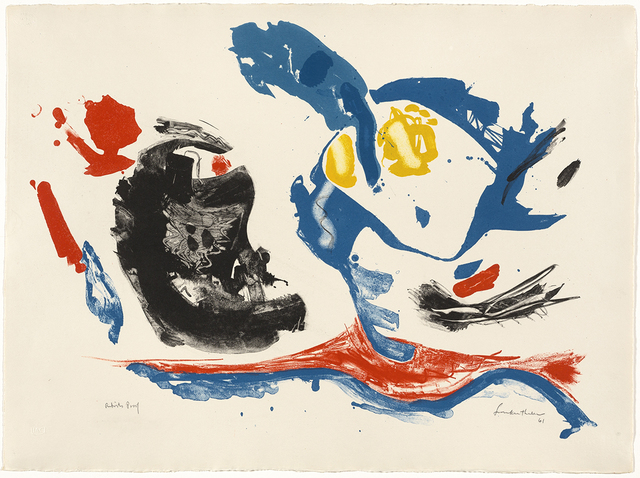 , 'First Stone,' 1961, Art Institute of Chicago