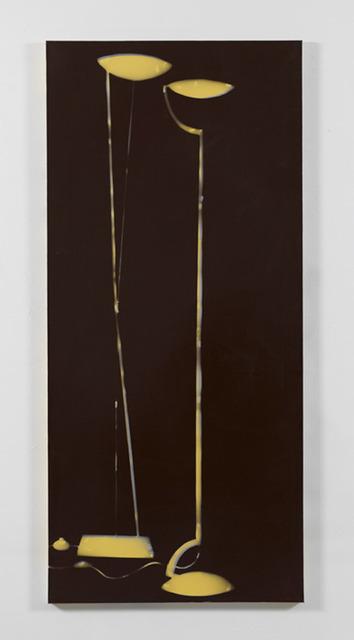 , 'Zwei Lampen,' 1994, Galerie Buchholz
