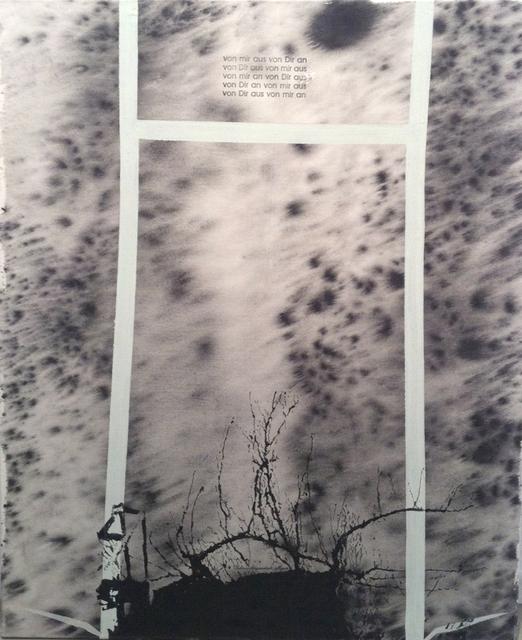 Hans Peter Adamski, 'Von mir aus', 2009, Galerie Brigitte Schenk