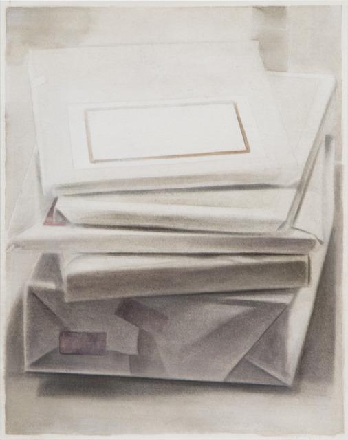 , 'The Principels of Perspective #4,' 2014, Galleri Magnus Karlsson