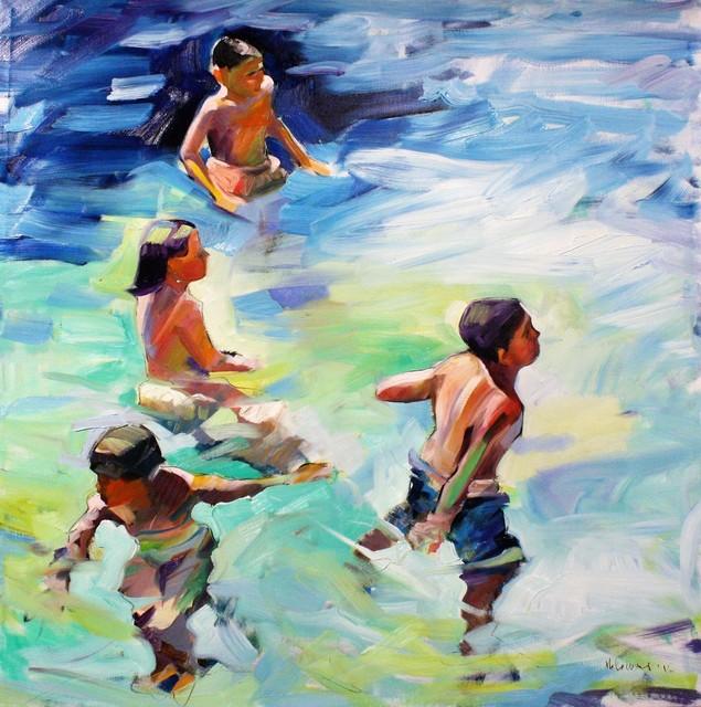 , 'Aquatico,' , Marta Hewett Gallery