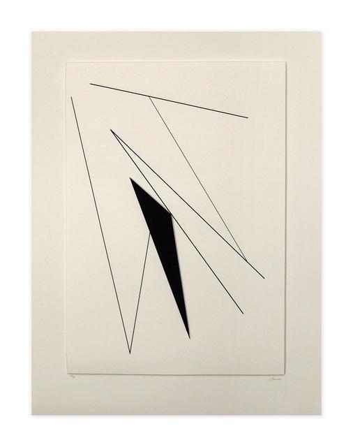 Geneviève Claisse, 'Pline', 2015, Installation, 3D Construction, Kunzt Gallery