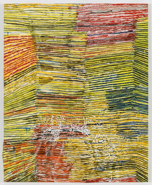 , 'Doobie Line,' 2014, Gagosian