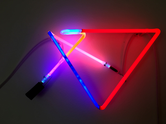 , 'Neon for Brazil,' 2018, MARS