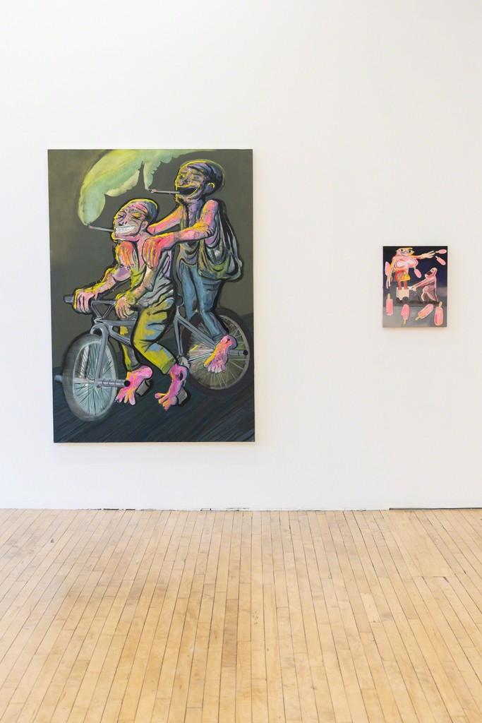 Luis Rafael Galvez: NI MODO at The Alice Wilds