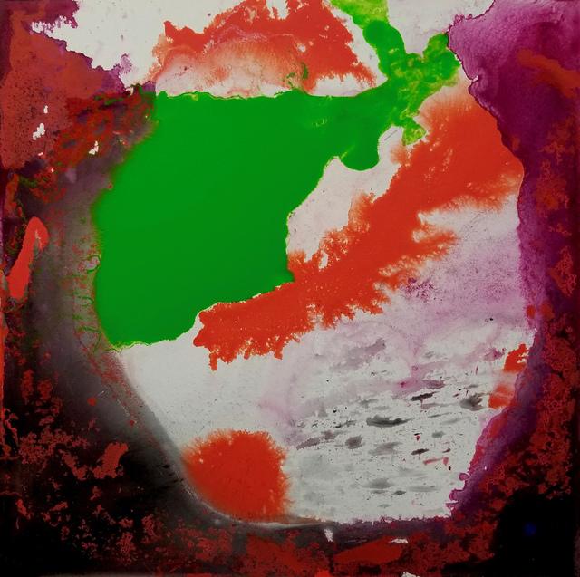 Daniel Martin Sullivan, 'Edge of a Precipice', 2020, Painting, Oil on Cradled Panel, The Art House