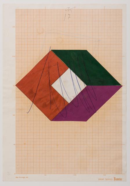 ", '""Estudos"",' ca. 1980, Luciana Brito Galeria"