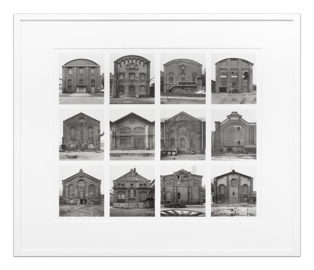 , 'Industriehallen (Industrial Facades),  Image II from the series: Typologies,' 2006, Krakow Witkin Gallery