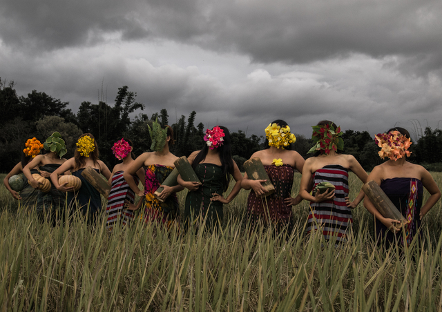 , 'Unknown Women 3 #3  -  Edition 2 of 7,' 2013, Intersections Gallery Myanmar & Singapore